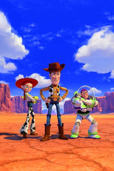 Hollywood confía su futuro a  Toy story 3   3235f117993
