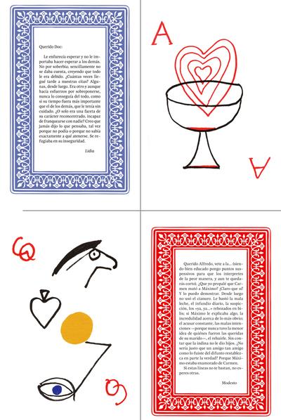 Una novela-baraja | Edición impresa | EL PAÍS