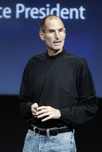 6b694b2326b Jobs deja otra vez el mando en Apple para cuidar su salud   Edición ...