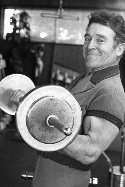 Jack Lalanne Guru De La Dieta Y El Ejercicio Fisico Edicion