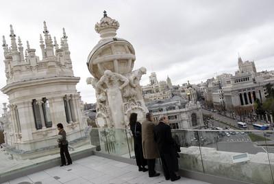 Cibeles Abre Espacio Para La Cultura Edición Impresa El País