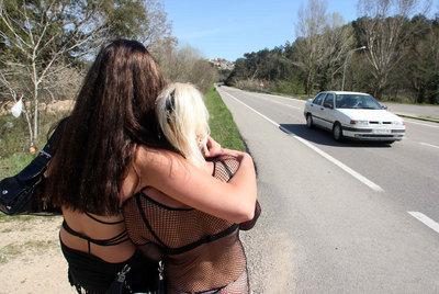 prostitutas de carretera girona prostitutas en chile