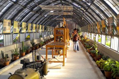 Museo de jardineros en el retiro edici n impresa el pa s - Viveros plantas madrid ...