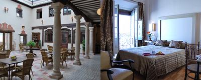 Desayuno en el patio edici n impresa el pa s - Hotel casa grande almagro ...