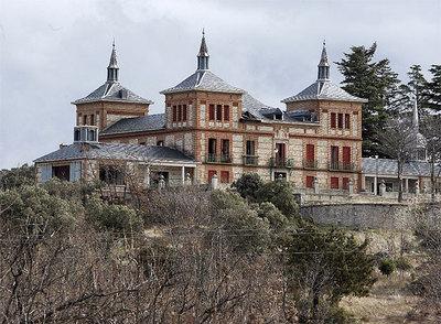 palacio en venta en el escorial