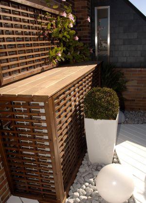 Jardines para usar todo el a o econom a el pa s - Celosias de madera leroy merlin ...