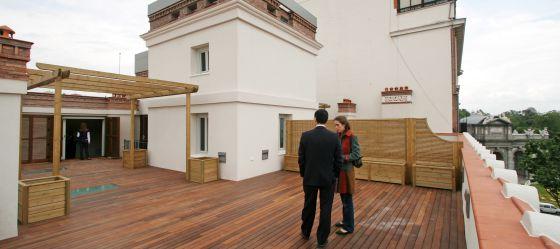 Vivienda inmobiliaria ticos el encanto de vivir en lo for Atico centro zaragoza