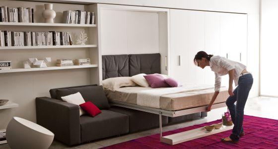 Muebles tres en uno vivienda el pa s for Muebles convertibles en cama