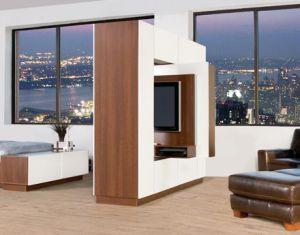 Muebles Distintos A Cada Lado Vivienda El Pais - Estanterias-separadoras-de-ambientes