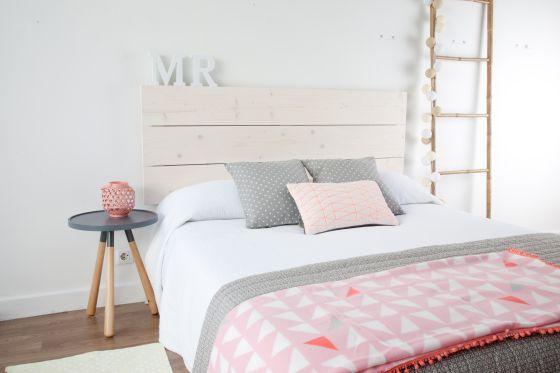 Cabeceros que conquistan las camas vivienda el pa s - Cabeceros baratos y originales ...