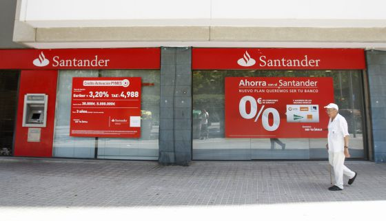 El supremo declara abusivos los intereses de demora for Oficinas banco santander zaragoza capital