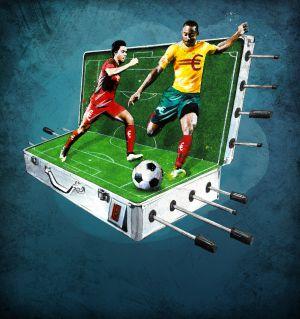 A poderosa atração do planeta futebol  496f68508a0f1
