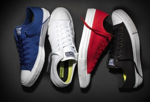 Os novos modelos do Converse s Chuck Taylor All Star. a24a508431f43