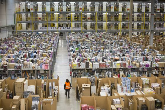 Amazon In Spain Amazon Launches Supermarket Delivery