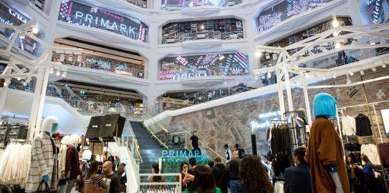 Primark Madrid store: Primark opens flagship store in ...