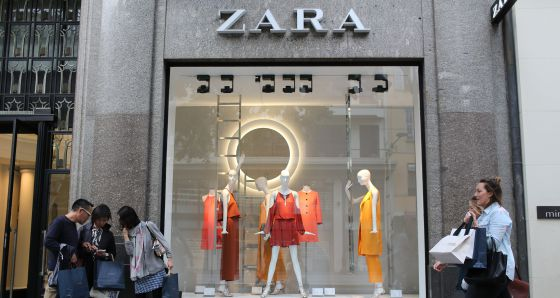 zara earnings inditex sales grow more than 15 to 20 9. Black Bedroom Furniture Sets. Home Design Ideas