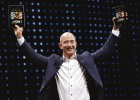 A escalada da Amazon coloca Jeff Bezos entre os mais ricos do mundo