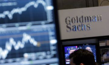 Puesto de Goldman Sachs en el New York Stock Exchange