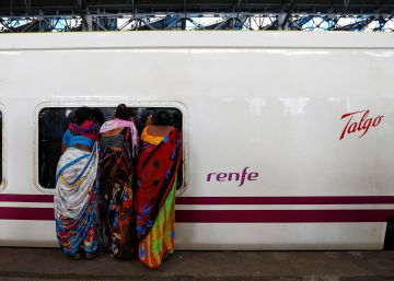 Talgo trains in trial runs to secure contract from India