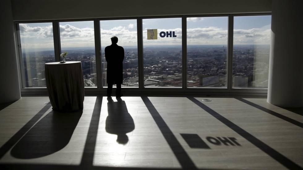 OHL aprueba un ERE para 457 trabajadores pactado con los sindicatos