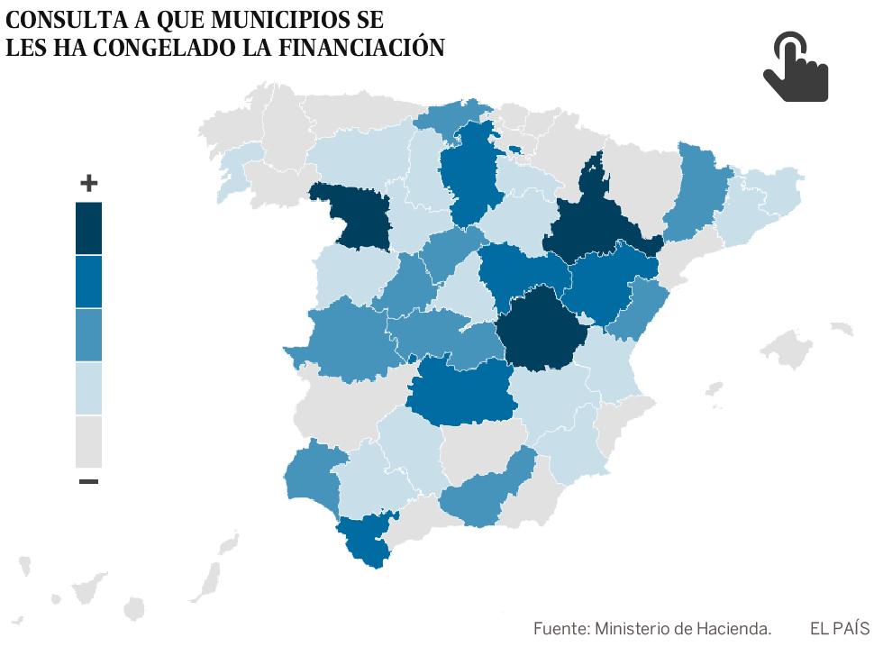Hacienda retiene fondos a 139 municipios por no rendir cuentas ...
