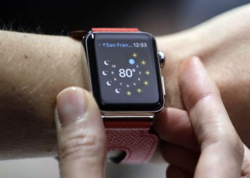 Apple Watch se queda sin las 'apps' de eBay, Amazon y Google Maps