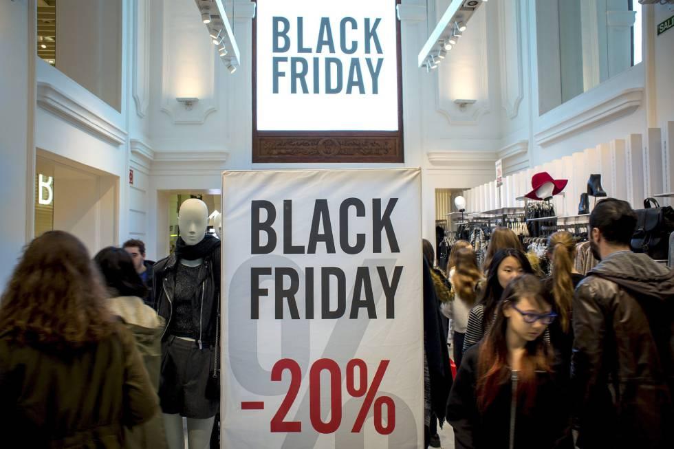 Resultado de imagen de black friday ventas