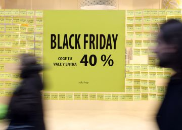 Las grandes cadenas saldan el Black Friday con ventas récords