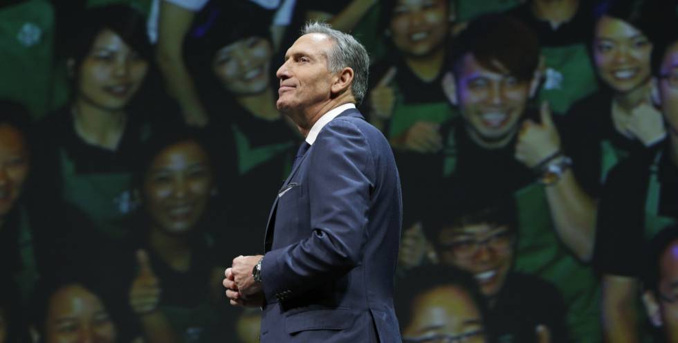 Howard Schultz, fundador de Starbucks