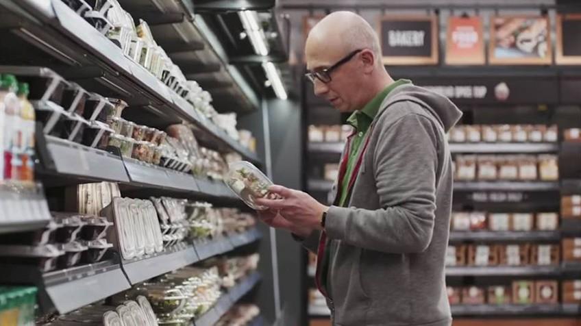 Amazon presenta la primera tienda física sin cajas para pagar