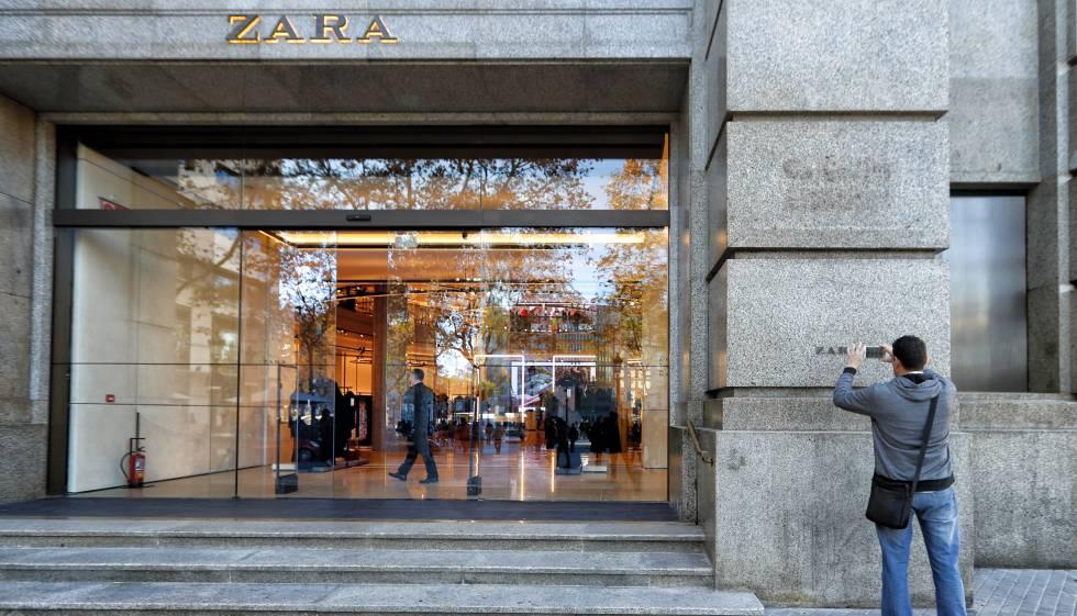 Nueva tienda  Zara abre una macrotienda en la plaza de Catalunya de ... 96b0623cfee