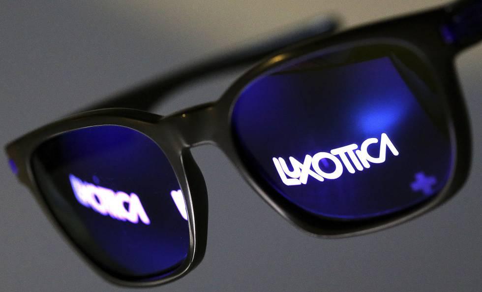 35de120487 Luxottica: Los dueños de Ray-Ban se fusionan con el fabricante ...