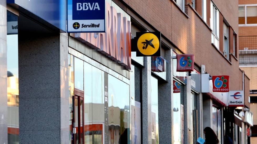 Los bancos tienen que elevar las provisiones sobre for Sucursales banco espana