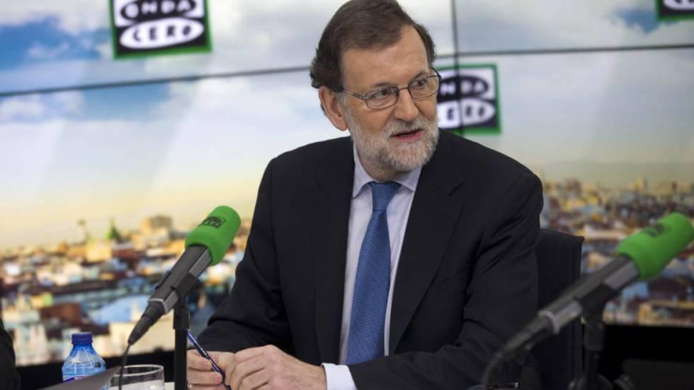 Rajoy fía a la lluvia la bajada del precio de la luz