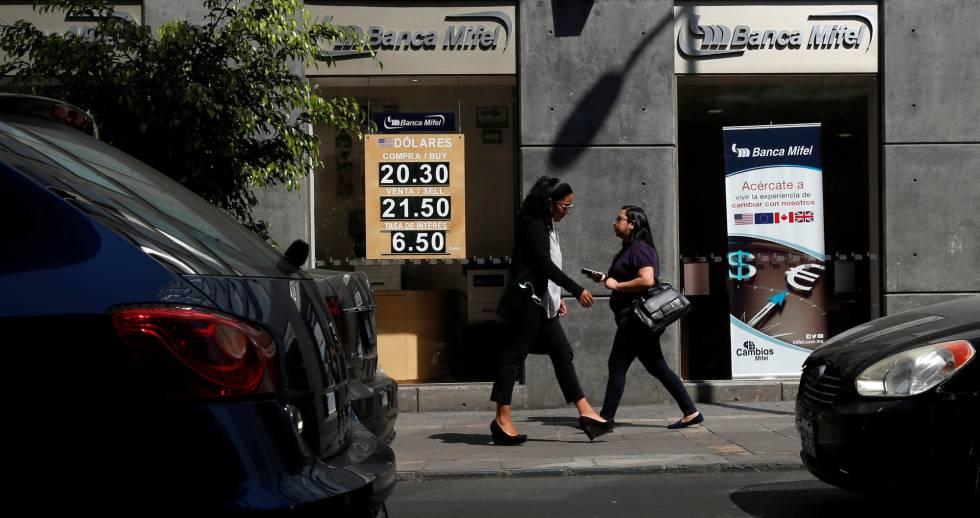 El Dólar Toca Mínimos De 2017 Fe Al Peso Y Permite A México Tomar Aire