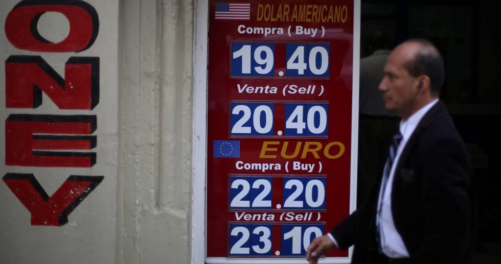 El Peso Mexicano Es La Moneda Que Más Se Aprecia Desde Llegada De Trump A Casa Blanca