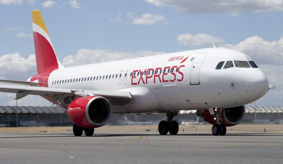 Resultado de imagen de Iberia Express