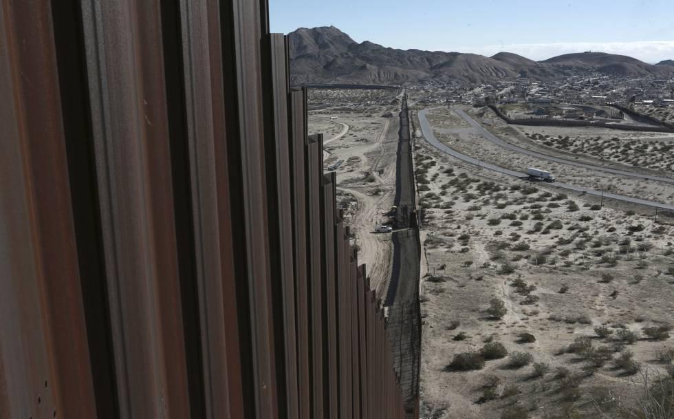 Muro México Estados Unidos