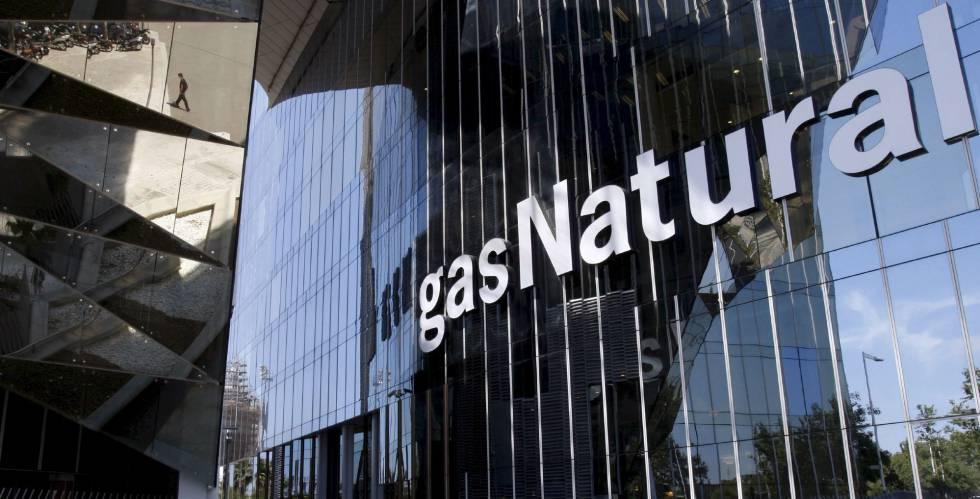 Sede corporativa de Gas Natural.