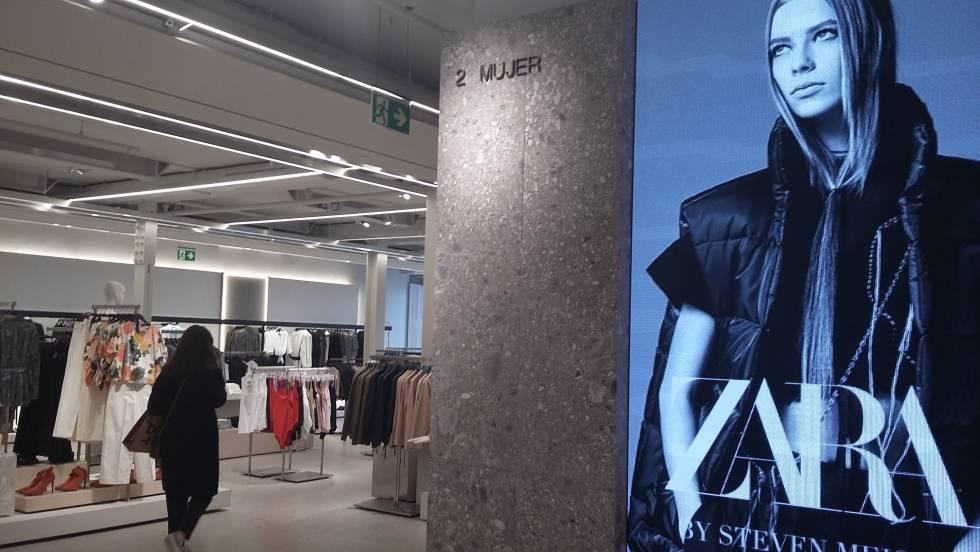 Inditex: Así son las empresas que 'visten' las tiendas de