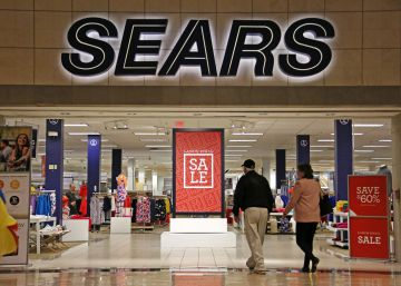 Sears bordea la quiebra