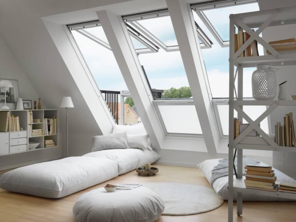 Buhardillas que suben el valor de la vivienda econom a - Habitaciones en buhardillas ...