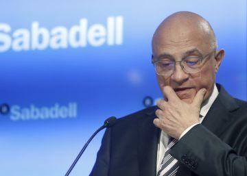 watch 05b3a e2958 El presidente de Banco Sabadell, Josep Oliu.