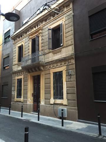 Edificio de cuatro plantas de madera en Barcelona de House Habitat.