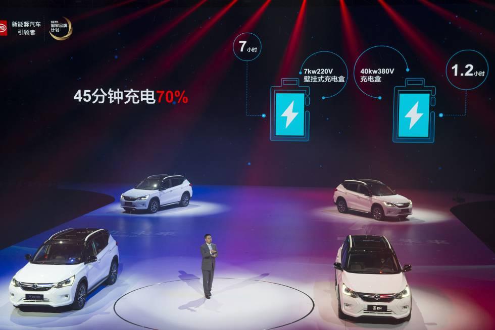 5dbf936bb El coche se enchufa en China | Economía | EL PAÍS