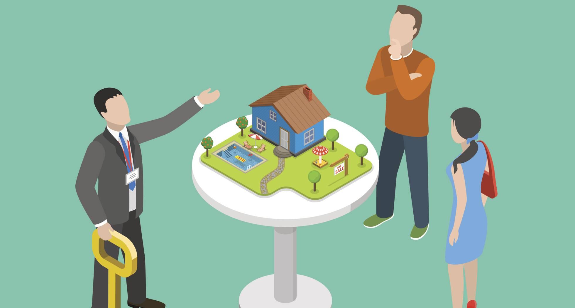 Lo que debes hacer y lo que no para vender bien una vivienda