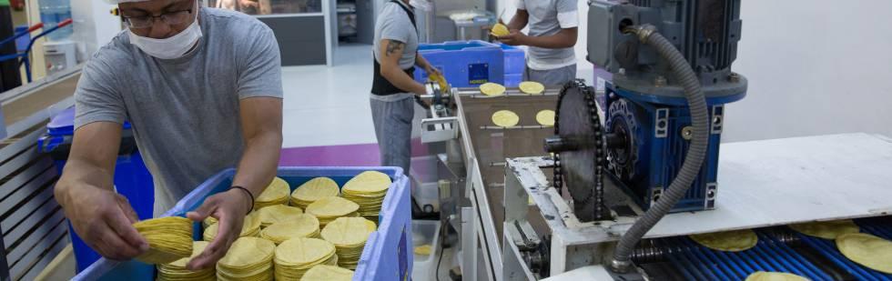 Las Tortillas Mexicanas Son De Madrid Economía El País