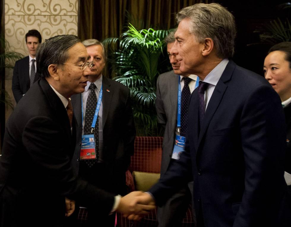 China presiona a Argentina  si quiere inversiones debe cumplir antes lo  firmado con Kirchner 48c194ad70589