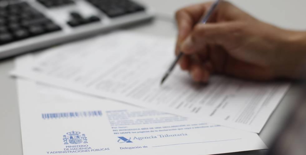 Crecen los ricos de la declaración de la renta: 8.481 personas declaran más de 600.000 euros