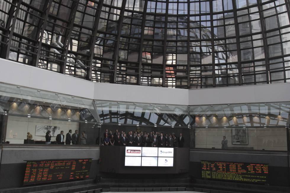 El peso y la Bolsa mexicana celebran la victoria del PRI en el Estado de  México 5ab0b320a2aa7